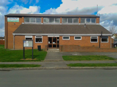 Pilsley Village Hall Exterior