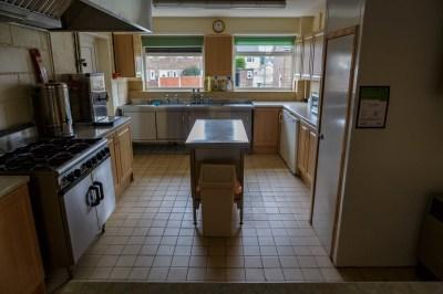 Pilsley Village Hall Kitchen