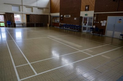 Pilsley Village Hall Main Hall