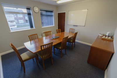 Pilsley Village Hall Meeting Room
