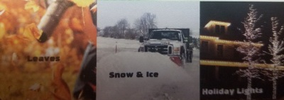 New Fall & Winter Services Now Available!