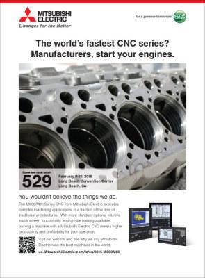 Mitsubishi Electric Automation - Magazine Ad