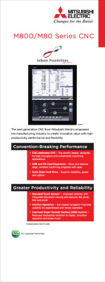 Mitsubishi Electric Automation - Trade Show Banner