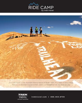 Trek Travel - Promo Mailer