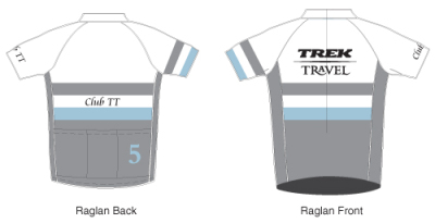 Trek Travel - Biking Jersey