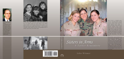 """""""Sisters in Arms"""" Book Cover"""