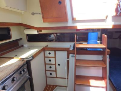 The well equiped Galley