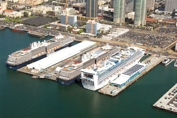 San Diego Cruise Terminal