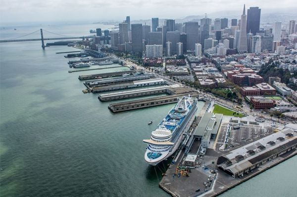 San Francisco Cruise Terminal