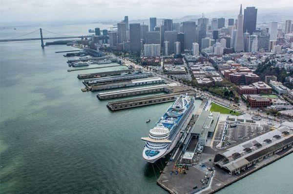 San Francisco Cruise Terminal