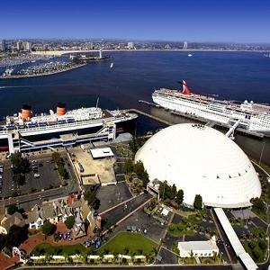 Long Beach California Cruise Ship Terminal