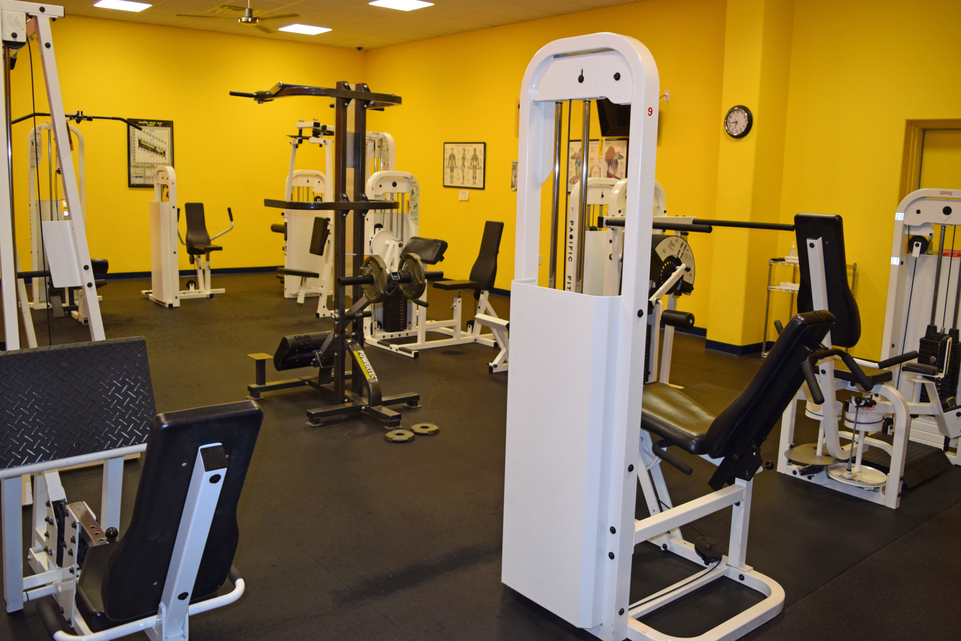 gym in cabot