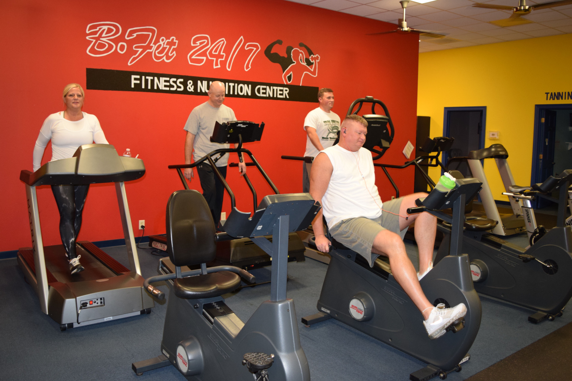 gym in beebe, ar
