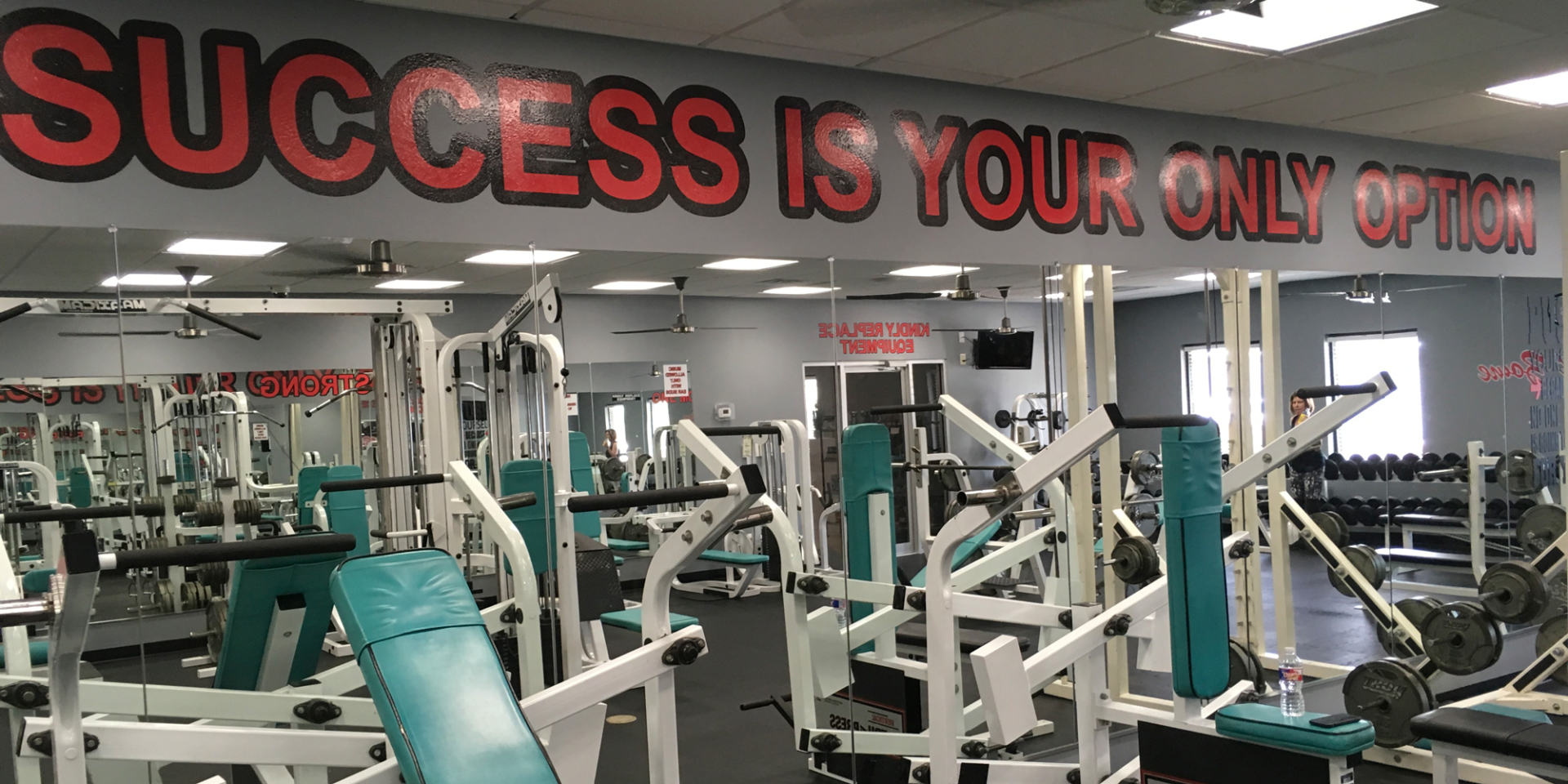 fitness center in beebe
