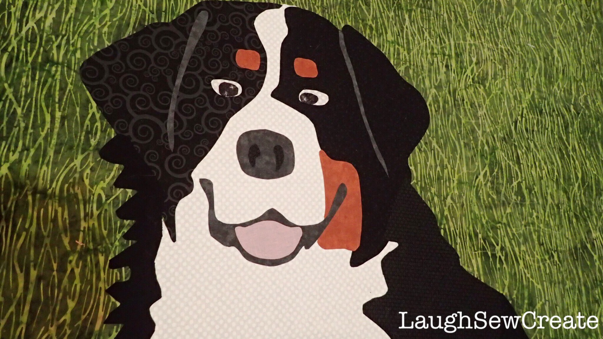 Bernese Mountain Dog_Part1