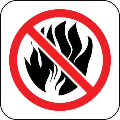 No Burn Policy At Gobbler Getter