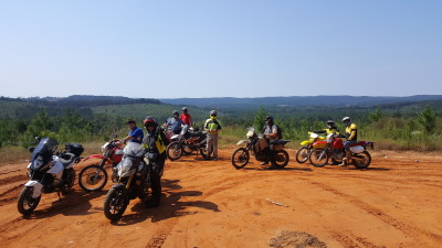 2018 PMMC Tower Run National Dual Sport Ride and Adventure Rally