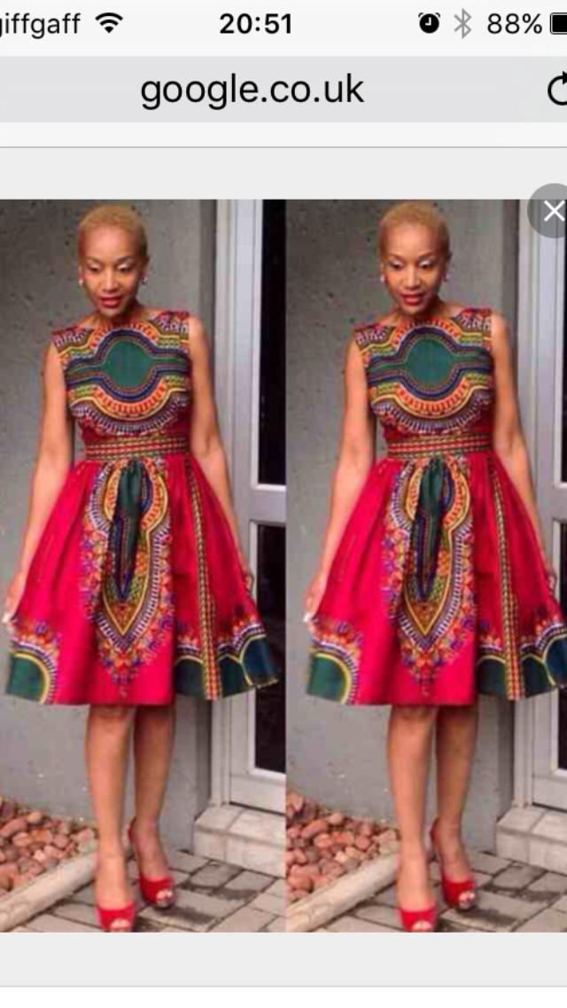 Dashiki Dresses