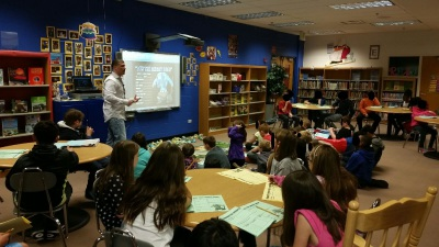 Author Visits