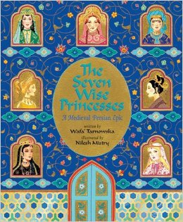 http://www.amazon.co.uk/Seven-Wise-Princesses-Medieval-Persian/dp/1841480223/ref=asap_bc?ie=UTF8