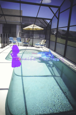 Heated Swimming Pool and Lanai