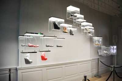 Visual Merchandising Fabrications