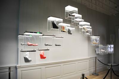 Visual Merchandising Fabrications