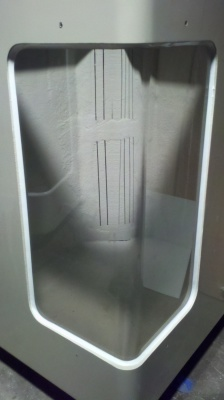 Bait Tank Windows