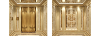 MIRROR FURNITURE ARTISAN ONE OF A KIND LUXURY ELEVATOR