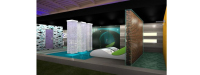 SPA BATHROOM LUXURY WALL FURNITURE ART