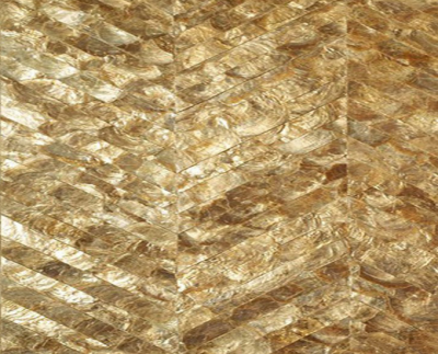 Gold Leaf Tiles