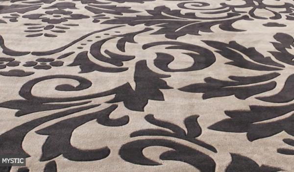 Wall to wall carpet