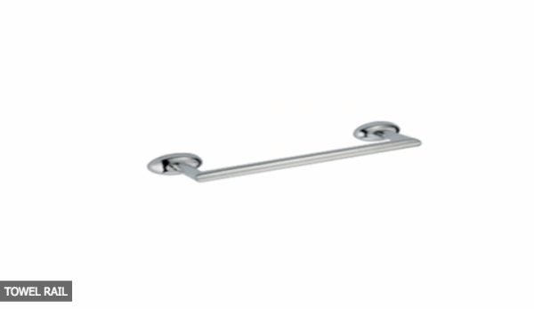 BATH ACCESSORIES-TOWEL WARMER
