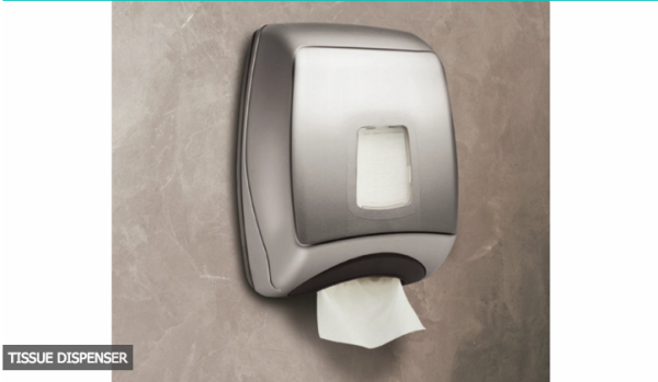 BATH ACCESSORIES-TISSUE DISPENSER