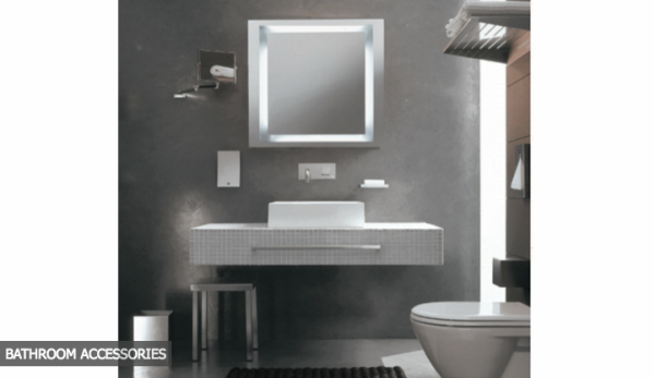 BATH ACCESSORIES-MIRRORS