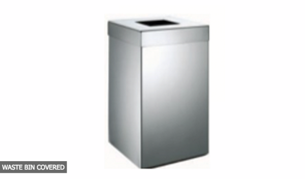 BATH ACCESSORIES-WASTE BIN