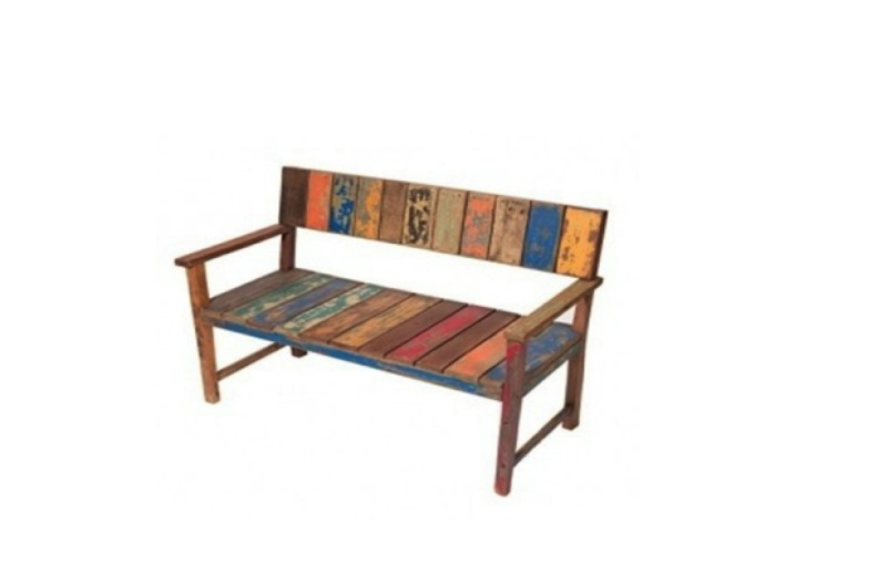 OUTDOOR BENCHES FOR HOTELS