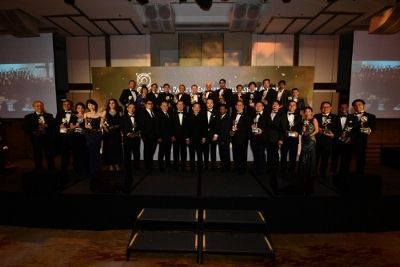 ASIA PACIFIC ENTREPRENEURS AWARD 2016
