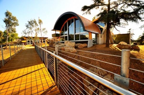 University California San Marcos McMahan House