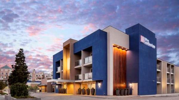 Hilton Marina Del Rey