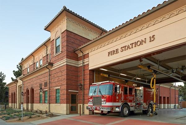 USC Firestation #15