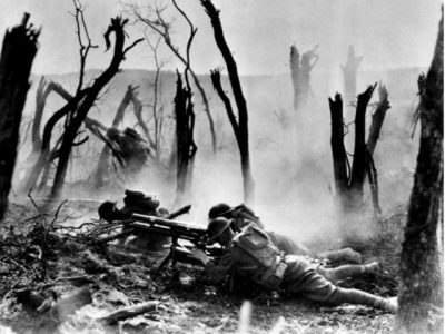 In Honor of My Grandfather--A Brave Trench Runner in World War I