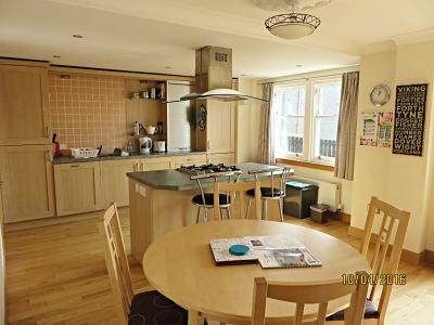 1 Golf Court Elie Holiday Let Kitchen / Dining Room