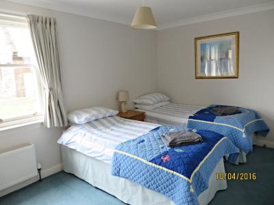 1 Golf Court Elie Holiday Let Bedroom 2