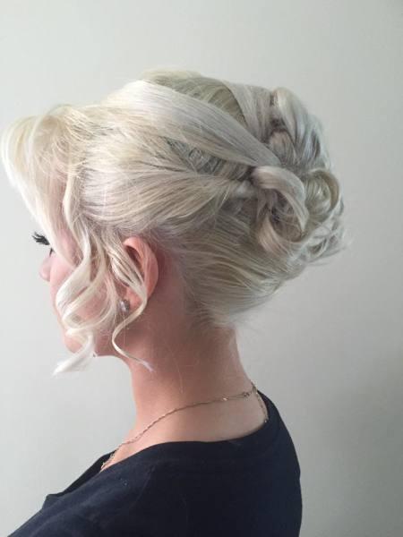 Glamorous Styles, Hair Salon, Delaware Hair Salon, Beauty, Hair Extensions, Wedding Hair, Celebrations Hair, Updo, Hair Style, Hair Styles, Blonde hair, Ice blonde Hair, White blonde hair,