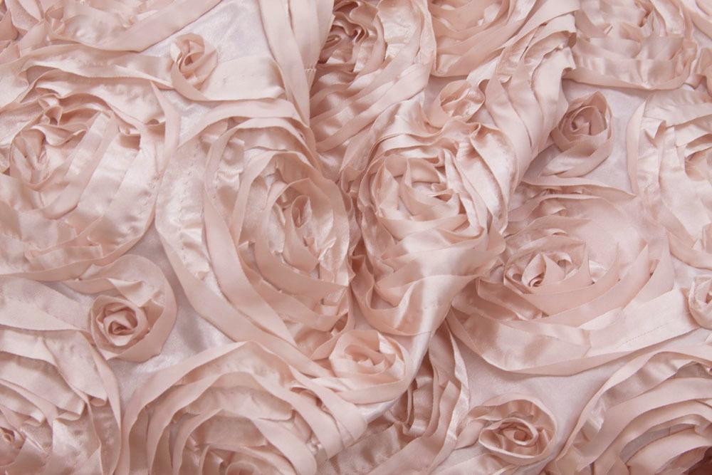 Blush Rosette Backdrop