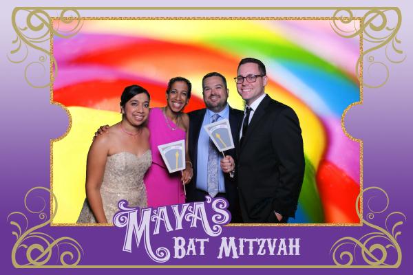 Willie Wanka Bat Mitzvah