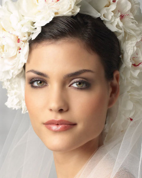 Midday Bride Makeup: