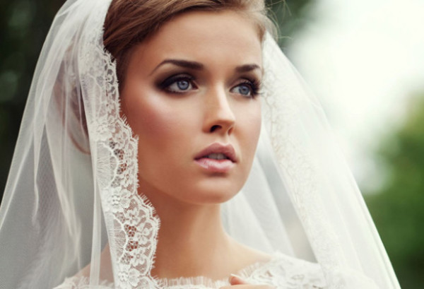 Late-afternoon Bride Makeup: