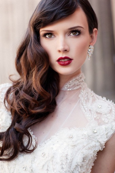 Evening Bride Makeup: